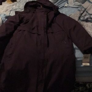 2XL Cabelas ladies winter coat